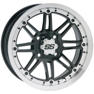 Buy ITP SS216 Alloy Front/Rear 12X7 Golf Car Wheel - 1228507404B motorcycle in Marion, Iowa, United States, for US $86.14