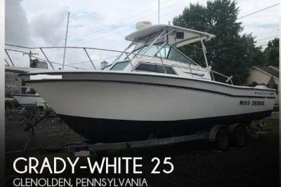 1988 Grady White Sailfish 25