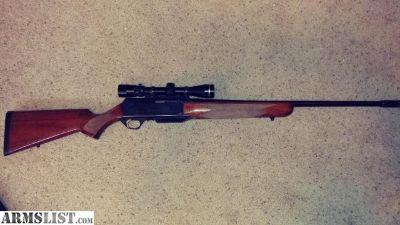 For Sale: Browning Safari BAR II