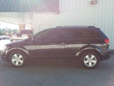2012 Dodge Journey SXT (Black)