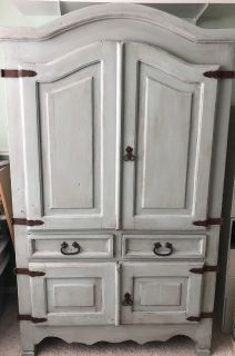 Craft/TV Armoire