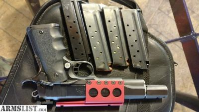 "For Sale/Trade: Colt 1911 Series 70 .38 Super Competition ""Race gun"""