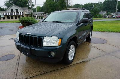 2005 Jeep Grand Cherokee Laredo (Green)