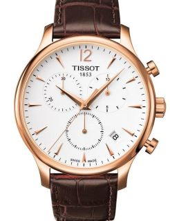 Mens Tissot Watch 100 Authentic Gold and SS Jeweled Movement   Frankie Swigart  Watch