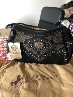 NWT- Montana West Purse - conceal & Carry