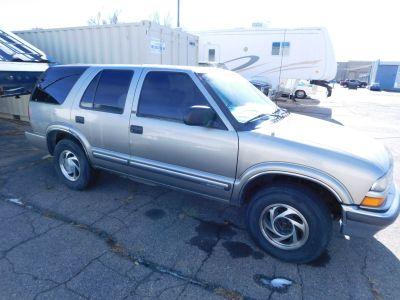 2000 Chevrolet 4X4 Blazer 4 Door Passenger Vehicles Loveland, CO
