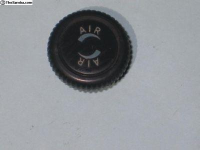 fresh air box knob