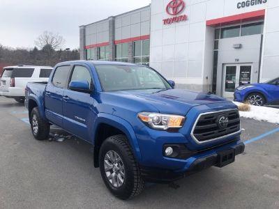2018 Toyota Tacoma SR5 (Blue)