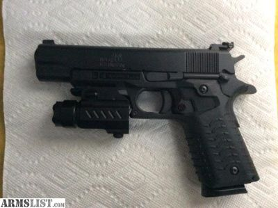 For Sale/Trade: iver johnson 1911 a1 upgraded