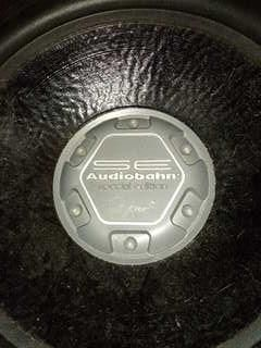 Audiobahn special edition 15in sub