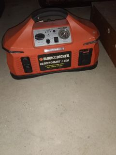Black and Decker electromate