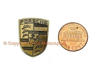 Find Factory 924 944 924S Porsche Crest for Glove Box Lid NEW 94455909700 motorcycle in Camarillo, California, United States, for US $45.95