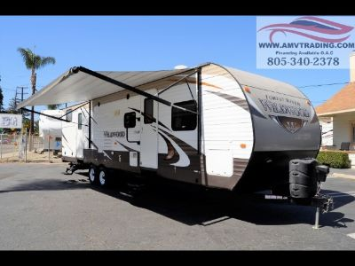 2015 Forest River Wildwood M-32BHDS Bunk House