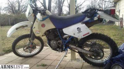 For Sale/Trade: 1990 suzuki dr350 enduro