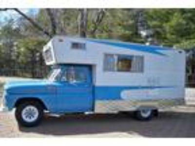 1965 Chevrolet Classic Camper/Truck RV