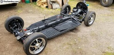 Restored Chassis