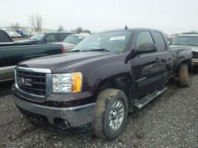 Find GMC SIERRA 1500 PICKUP Front End Assy w/o cooling hole in bumper; black grill motorcycle in Jenison, Michigan, United States, for US $2,750.00