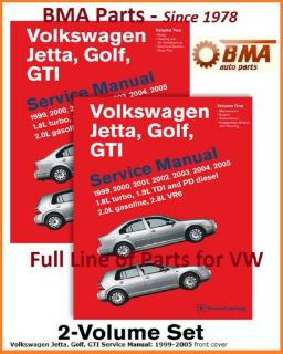 Sell NEW Volkswagen VW Jetta Golf GTI 1999-2005 Bentley Service Repair Manual # VG05 motorcycle in Glendale, California, United States, for US $84.35