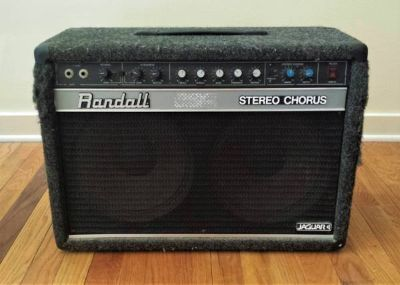 Randall RC-235 Stereo Chorus 2 Channel Guitar Amplifier