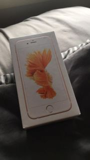 Tracfone iPhone 6s plus 32gb rose gold