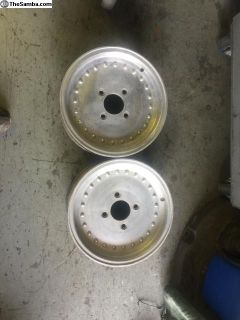 Centerline style wheels