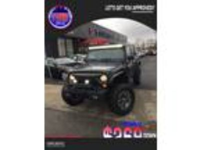 $19200.00 2013 Jeep Wrangler Unlimited with 93971 miles!