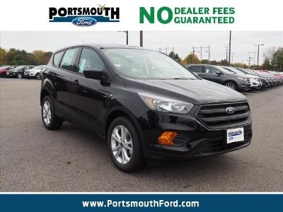 2018 Ford Escape S (Shadow Black)