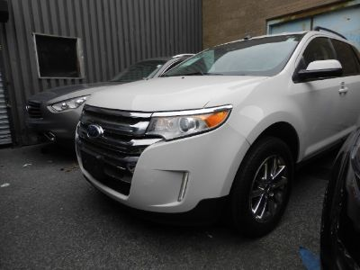 2012 Ford Edge SEL (White)