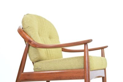Mid Century Lounge Chair By Greaves And Thomas