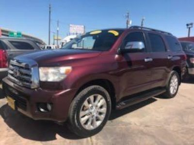 2010 TOYOTA SEQUOIA LIMITED $2300 Down