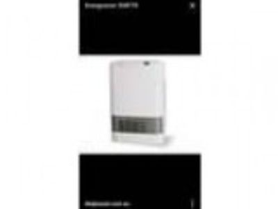 Rinnai gas heaters