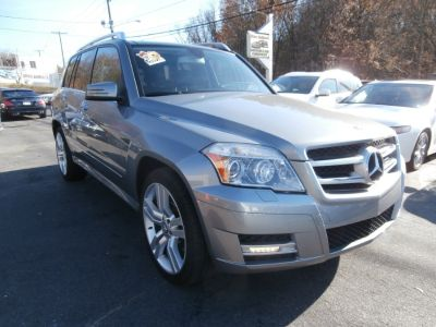 2012 Mercedes-Benz GLK-Class GLK350 4MATIC (Palladium Silver Metallic)