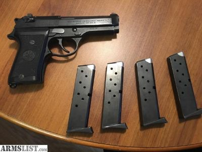For Sale: Beretta 92SB Compact Type M