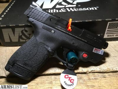 For Sale: Smith & Wesson M&P Shield M2.0 CT