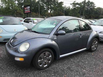 2003 Volkswagen New Beetle GL TDI (GRY)