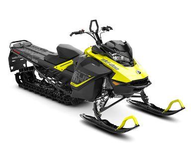 2018 Ski-Doo Summit SP 165 850 E-TEC SS, PowderMax Light 3.0 Mountain Snowmobiles Woodinville, WA
