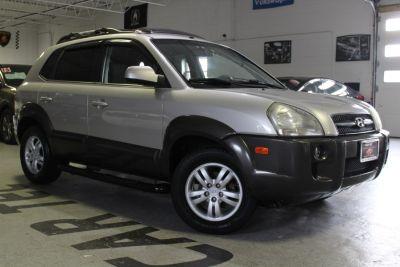 2006 Hyundai Tucson GLS (Sahara Silver)