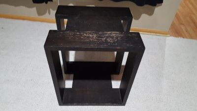 Bench End Table