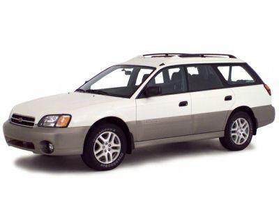 2000 Subaru Outback Base (Blue Ridge Pearl/Titanium Pearl)