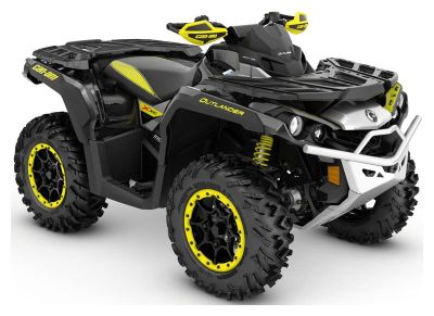 2019 Can-Am Outlander X XC 1000R Utility ATVs Massapequa, NY