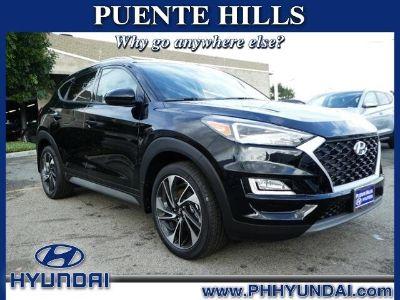 2019 Hyundai Tucson (black noir pearl)