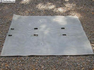 Strato/Steel Blue Cargo Floor Mat