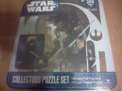 Star Wars Collectors Puzzle Set