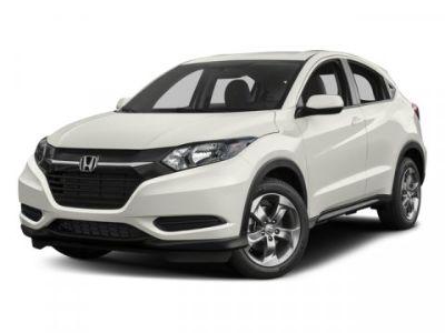 2017 Honda HR-V LX (Gray)