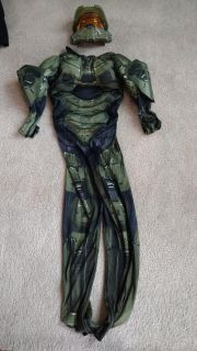 Halo Master Chief Costume Youth 10-12