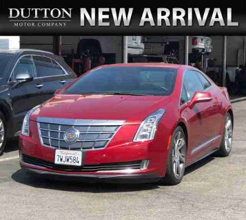 Used 2014 Cadillac ELR 2dr Cpe