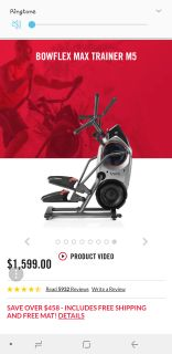 Bowled max trainer M5
