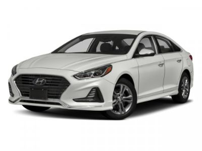 2018 Hyundai Sonata SE (Machine Gray)