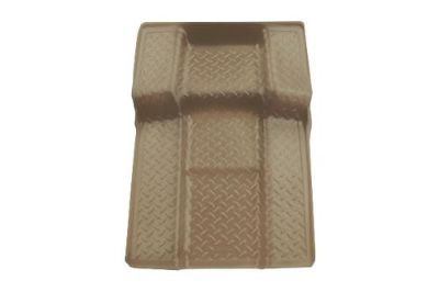 Sell Husky Liners 81423 Cadillac Escalade Tan Custom Floor Mats Between Bucket Seats motorcycle in Winfield, Kansas, US, for US $59.95