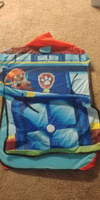 Paw patrol tent with tunnel